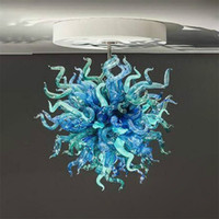 Europe New Arrivals Murano Art Chandelier for Cafe House Dec...