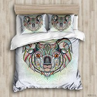 Duvet Cover Sets Color bear custom Bed Linens Bedding Sets w...