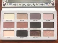 LORAC Калифорния Dreaming Eyeshadow Palette 12 цвет контурный румяна тени для век Матовый Лорак Ограниченная палитра макияжа Бесплатная доставка.