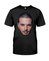 Nicky Jam J Balvin Face T Shirt - Nicky Jam World Cup Shirt ...