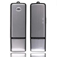 미니 8 기가 바이트 USB U 디스크 레코더 디지털 오디오 음성 레코더 USB 녹음기