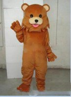 2019 공장 뜨거운 MascotNew 성인 PEDO 곰 마스코트 의상 할로윈 선물 의상 캐릭터 섹스 드레스