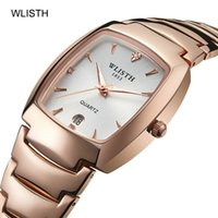 WLISTH Couple WatchFashion Men' s Night Light WatchLady&...