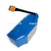Paquet de batterie au lithium-ion 36V 4.4Ah avec batterie chinoise 18650 avec BMS pour HA001 pour scooter électrique électrique de hoverboard ect.