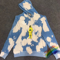Tie dyeing Travis ScoAstroworld Tour Astronaut Hooded Women ...