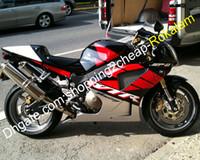 Pour Honda Racing Shell VTR RVT 1000R VTR1000 RVT1000R SP1 SP2 RC51 Kit de carénage de la moto 2000 2001 2002 2003 2004 2005 2005 2006