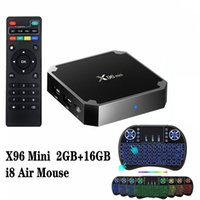 X96 Mini S905W 2GB 16GB TV Box Wireless Keyboard Combo Sold ...