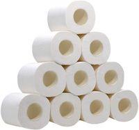 Papier Toilettenpapier Küche Bad Großhandel 4 Ply-Schicht billig Ultra Soft Highly Absorbent Badezimmer-Gewebe Toilettenpapier Einzelhandel Link
