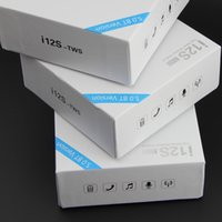 i12S TWS Touch control Mini Auricolare Bluetooth Wireless Bluetooth 5.0 pk i10 i11 tws per Smart Phone xiaomi