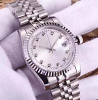 orologio da uomo di lusso amanti delle donne diamante automatico meccanico da polso famoso designer orologio da donna Montre de luxe