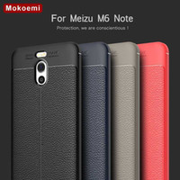 new product a6f68 6eaf2 For Meizu M6 Note Case Luxury Flip Cover Vintage Leather With Card ...