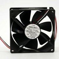 Новые оригинальные FANUC A90L-0001-0378 Вентилятор НМБ 3610KL-05W-B49 24V 0.16A 90 * 90 * 25 мм