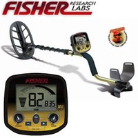 Professional Underground Metal Detector Fisher Gold Bug High...