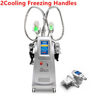 Profesional Anti Celulitis Grasa Freezen Diossolving Radio Frecuencia Cryo terapia Cryo Body Sculpting Lipolaser la máquina para adelgazar