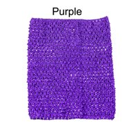 347390ab5d New Arrival. new Baby Girl 9Inch Crochet Tutu Tube Tops Chest Wrap Wide  Crochet ...