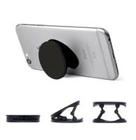 Özel Telefon Standı ile Cep Telefonu Geri Kickstand Teleskopik Braketi Herhangi Bir Resim Herhangi Logo DIY Katlanır Telefon Tutucu