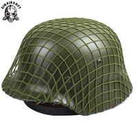 SINAIRSOFT Tactical mesh Helmet Net Cover Paintball Helmet Netting Cover Capacete Airsoft For M1 M35 M88 MK1 MK2 Helmets
