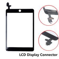 Сенсорный экран замены панели дигитайзер для IPad Mini 3 С IC разъема Бесплатная доставка DHL