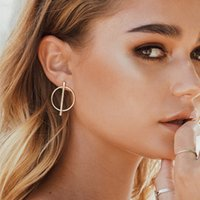 Le donne Boho nuovi orecchini alla moda per le donne Gli orecchini sottile ciondolano Boucle d'oreille Femme 2019 Kolczyki Pendientes Mujer regalo L0615