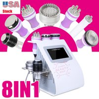 US Ship 8in1 40K Unoisetion Cavitation Vacuum Multipolar Bip...