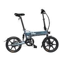FIIDO D2 / D2S Shifting Folding Moped Electric Bike Version 36V 7.8Ah 250W 16 Zoll 25 km / h Max 50KM Elektro-Bike