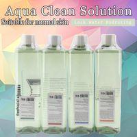 New Aqua Clean Solution Dermabrasion Facial Cleansing Solution Facial Serum Hydrafacial machine use water Peeling Solution Beauty liquid