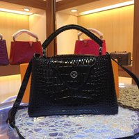 CAPUCINES BB series handbag Women' s handbag luxury hand...