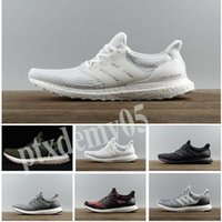 Adidas Ultra boost 3.0 4.0 2019 New 3.0 4.0 Sports Shoes Men Women High Quality Chaussures Ultra 4 III White Black Athletic Casual Luxury Sneakers p05