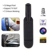 Mini Kamera T189 Mini DV Kamera Kamera HD 1080 P 720 P Mikro Kalem Ses Video Kaydedici Dijital Kamera DVR Destek TF kart
