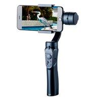 Stabilizzatore palmare 3-Axis Gimbal per Smartphone Videocamera regista cattura Destinazione Stabilità Ogni momenti spontanei con chiarezza