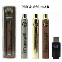 Brass Knuckles Battery E Cigarette Vape Pen 650mAh 900mAh Ba...