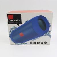 أعلى الأصوات CHarge2 اللاسلكية بلوتوث المتكلم مصغرة في الهواء الطلق للماء بلوتوث المتكلم يمكن استخدامها كبنك الطاقة
