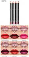 36 cores lápis lápis lápis batom fosco conjunto à prova d 'água duradoura mate labial labial linha labial natural ingredientes hidratantes contorno caneta lábio