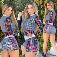 Womens designer Two Piece Set Tracksuits long sleeves jacket...