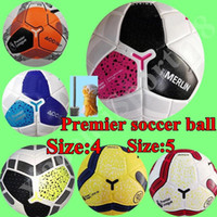 Club League 2020 Ballon de football Taille 5 match agréable de haute qualité Taille 4 liga Premer 19 20 balles de football (PSIR les balles sans air)