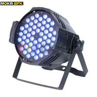 LED Moka MK-P17 54 * 3W Par Can Iluminação Disco DJ Par iluminação DMX Luz para Discoteca Festa