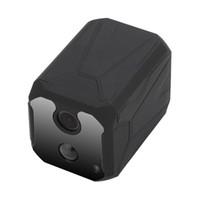 WiFi sans fil Mini HD Caméra 1080P Human Humain Heat Induction Caméra vidéo avec IR Night Vision Home Security IP Cam A16