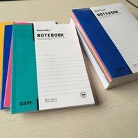 Oficina de aprendizaje de papelería A5 soft copy notebook 50 copias de papelería al por mayor