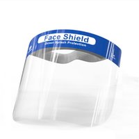 Protective Mask Face Shield Multi- Functionnal Double- sided A...