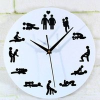 1Piece Kama Sutra Sex Position Clock   24Hours Sex Clock   N...