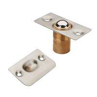Silindir Topu İç Kapı Bahar Yakalama Kilit Mandalı, Yatak Odası / Tuvalet
