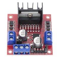 L298N controlador módulo de placa L298 motor paso a paso robot coche inteligente tablero Peltier de alta potencia