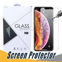 Tempered Glass Screen Protector Cover Film For iPhone 12 11 Pro X Xr Xs Max 8 7 6S Plus