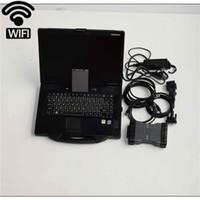 WIFI نجمة ميغابايت C6 الكابلات واجهة أداة SSD السيارات التشخيص أحدث البرمج-tware doip مستعملة كمبيوتر محمول توف بوك سي cf52 SD ستار C6 على استعداد للعمل