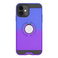 2 في 1 حالة الهاتف لiphone11 ماكس للمحترفين 2019 أحدث الساخنة قضية الهاتف التدرج اللوني 360 درجة حلقة الدورية للiphone11 11pro