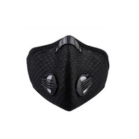 Fashion Outdoor Breathable Mesh Bicycle Nylon Mask Dust Smog...