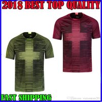 e58c41f5c New Arrival. new 2019 englands Remix Pre Match Shirts 2020 kane dele  RASHFORD STERLING HOT PINK light green volt accents soccer ...