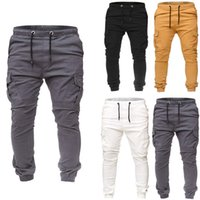2019 New Style Fashion Hot Men' s Casual Trousers Casual...