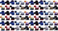 2019 nuovi cappelli di Snapback tutti i gruppi baseball cappelli di pallacanestro di baseball cappelli di snapback di Hip Hop cappelli regolabili di sport misura i cappucci di sport più 1000