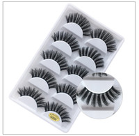 3D Mink Eyelashes Eye makeup Mink False lashes Soft Natural ...